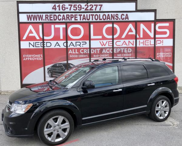 2013 Dodge Journey R/T-ALL CREDIT ACCEPTED