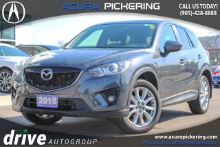 Used 2015 Mazda CX-5 GS for sale in Pickering, ON