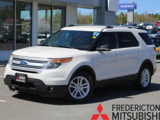 Used 2011 Ford Explorer XLT FWD   7-PASSENGER   HEATED SEATS for sale in Fredericton, NB