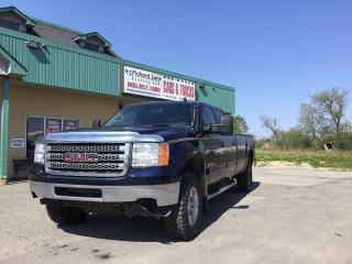 Used 2012 GMC Sierra 2500 HD SLE for sale in Bolton, ON