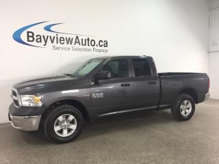 Used 2016 RAM 1500 ST - ALLOYS! QUAD! HITCH! HEMI! TOW/HAUL! for sale in Belleville, ON