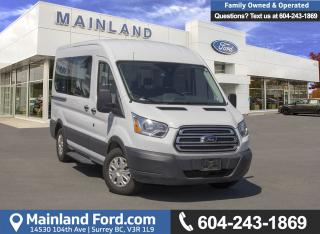 Used 2017 Ford Transit T-150 XLT *ACCIDENT FREE* *LOCALLY DRIVEN* for sale in Surrey, BC