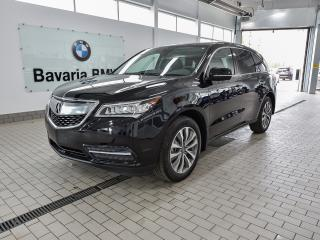 Used 2016 Acura MDX at for sale in Edmonton, AB