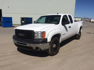 Used 2012 GMC Sierra 1500 4 RM, Cabine allongée, 143,5 po, WT for sale in Quebec, QC