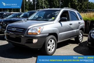 Used 2006 Kia Sportage for sale in Port Coquitlam, BC
