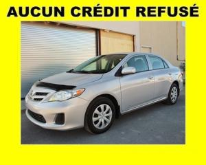 Used 2013 Toyota Corolla for sale in Saint-jerome, QC