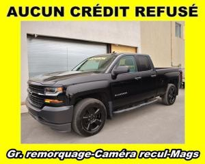 Used 2016 Chevrolet Silverado 1500 4x4 Caméra Recul for sale in Saint-jerome, QC