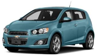 Used 2014 Chevrolet Sonic LT Auto for sale in Gloucester, ON