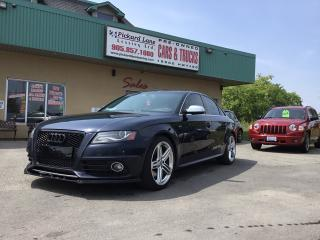 Used 2011 Audi S4 3.0 SOLD!! for sale in Bolton, ON