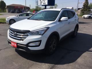 Used 2014 Hyundai Santa Fe Sport 2.4 Premium for sale in Brantford, ON