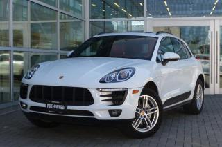 Used 2017 Porsche Macan S Rare! for sale in Vancouver, BC