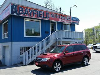 Used 2009 Subaru Forester XT Limited **Turbo/Leather/Panoramic Roof** for sale in Barrie, ON