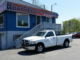Used 2015 RAM 1500 Regular Cab Long Box 4x4 **5.7L HEMI/Only 40k!** for sale in Barrie, ON