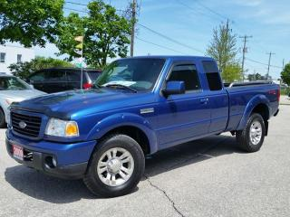 Used 2009 Ford Ranger Sport 4X4 for sale in Cambridge, ON