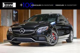 Used 2016 Mercedes-Benz C-Class C63s Amg for sale in Montreal, QC