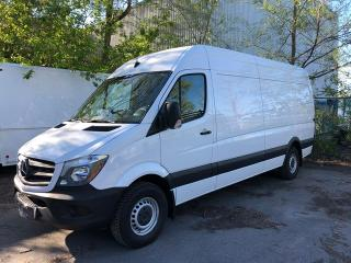 Used 2014 Mercedes-Benz Sprinter 2500 High Roof 170 WB EXT Van for sale in Ottawa, ON