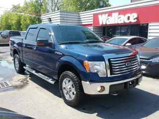 Used 2012 Ford F-150 XTR SuperCrew 4WD NAV for sale in Ottawa, ON
