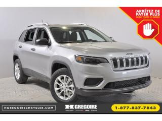 Used 2019 Jeep Cherokee Sport for sale in Saint-jerome, QC