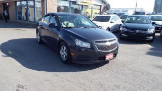 Used 2014 Chevrolet Cruze 2LT/BACKUP CAMERA/LEATHER/IMMACULATE$12500 for sale in Brampton, ON
