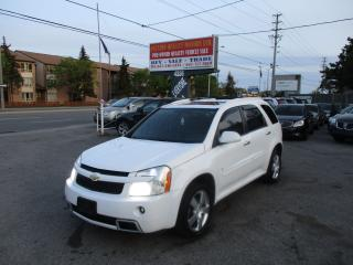 Used 2008 Chevrolet Equinox Sport for sale in Scarborough, ON