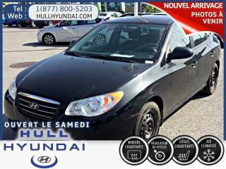 Used 2009 Hyundai Elantra Gl A/c Et Vi for sale in Gatineau, QC