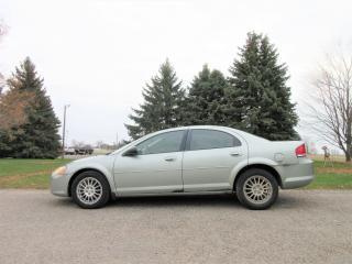 Used 2006 Chrysler Sebring Touring Edition V6 for sale in Thornton, ON