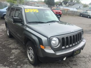 Used 2014 Jeep Patriot north for sale in St Catharines, ON
