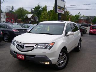 Used 2009 Acura MDX Elite Package,AWD,Leather,Tinted,Sunroof for sale in Kitchener, ON