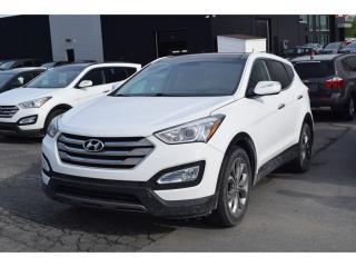 Used 2013 Hyundai Santa Fe AWD for sale in Saint-hubert, QC
