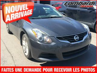 Used 2010 Nissan Altima Coupé 2,5 S *TOIT OUVRANT+MAGS* for sale in Saint-leonard, QC