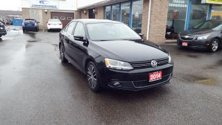 Used 2014 Volkswagen Jetta HIGHLINE/SUNROOF/IMMACULATE$13000 for sale in Brampton, ON