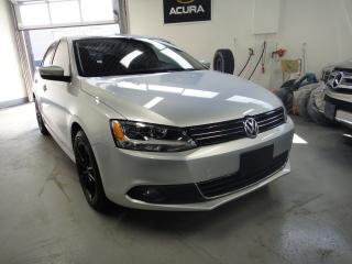 Used 2014 Volkswagen Jetta Trendline+ FULLY LOADED,LEATHER,ROOF for sale in North York, ON