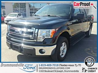 Used 2014 Ford F-150 Cab SuperCrew 4RM 157 po XLT for sale in Drummondville, QC