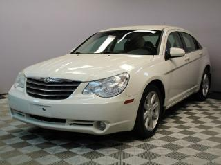Used 2007 Chrysler Sebring Touring - Local Alberta Trade In | Factory Remote Starter | Remote Entry | All Power Options | Climate Control with AC | AUX Input | 18 Inch Wheels | Spacious Interior and Trunk | Well Looked After for sale in Edmonton, AB