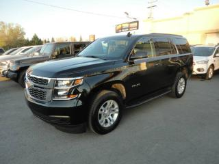 Used 2018 Chevrolet Tahoe 4WD-Navi-8Pass-TowPkg-DemDist a vendre for sale in Laval, QC