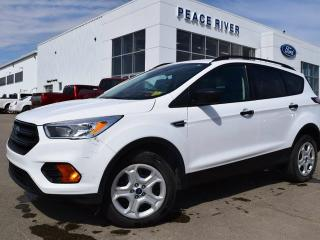 Used 2017 Ford Escape S FWD for sale in Peace River, AB
