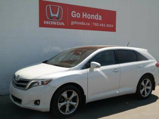 Used 2013 Toyota Venza LIMITED, LEATHER, AWD for sale in Edmonton, AB