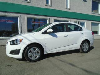 Used 2012 Chevrolet Sonic Berline LS 4 portes for sale in Saint-jerome, QC