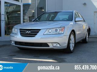 Used 2009 Hyundai Sonata CAR for sale in Edmonton, AB