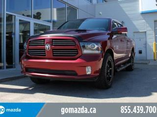 Used 2014 RAM 1500 SPRT for sale in Edmonton, AB