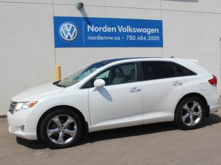 Used 2011 Toyota Venza V6 AWD - LEATHER - SUNROOF for sale in Edmonton, AB