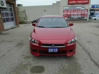 Used 2010 Mitsubishi Lancer ES for sale in Scarborough, ON