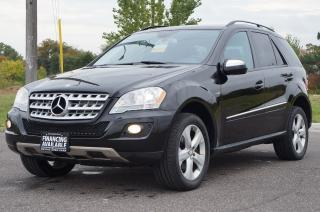 Used 2009 Mercedes-Benz ML 320 3.0L BlueTEC * No Accident * Super Mint! for sale in North York, ON