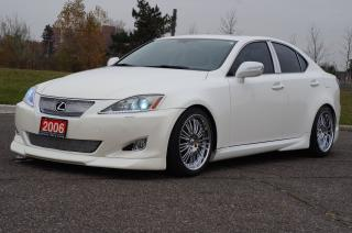 Used 2006 Lexus IS 350 *No Accident* 035,354KM Like New! for sale in North York, ON