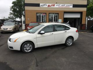 Used 2010 Ford Focus Berline SE 4 portes for sale in St-Sulpice, QC
