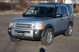 Used 2006 Land Rover LR3 HSE V8 Leather | Navigation | DVD | Pano Roof for sale in North York, ON