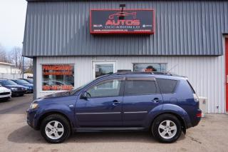 Used 2009 Mitsubishi Outlander LS AWD for sale in Saint-romuald, QC