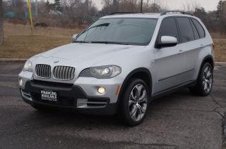 Used 2010 BMW X5 35d AWD ***Diesel*** 7-Passenger Navigation / DVD for sale in North York, ON