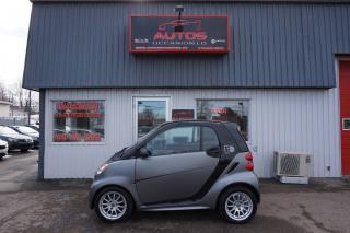 Used 2013 Smart fortwo Passion Electric for sale in Saint-romuald, QC