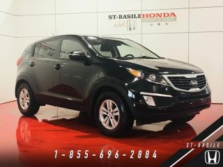 Used 2013 Kia Sportage MAGS + SIÈGES CHAUFFANTS + A/C for sale in St-Basile-le-Grand, QC